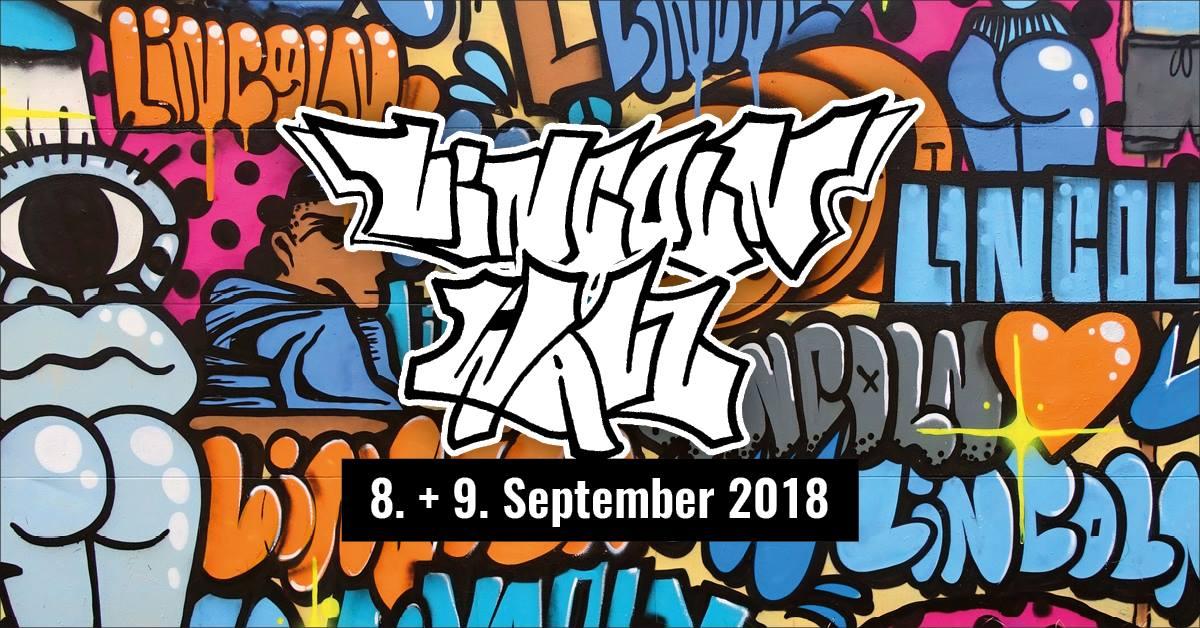 Lincoln Wall Jam 2018