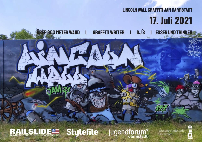 LincolnWallJam21